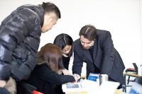 chine, formation, crm, groupe